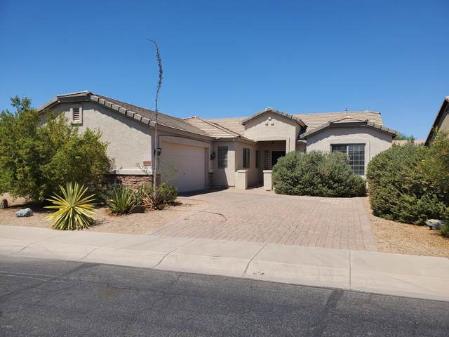 43334 W Mccord Drive, Maricopa, AZ 85138 (MLS #6126178) :: Arizona Home Group