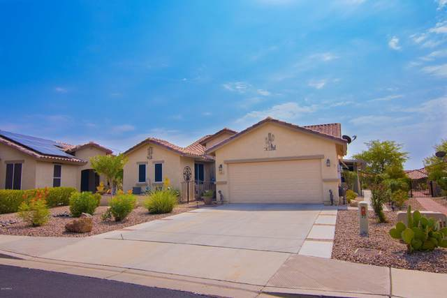 885 S 230TH Avenue, Buckeye, AZ 85326 (MLS #6126231) :: Homehelper Consultants