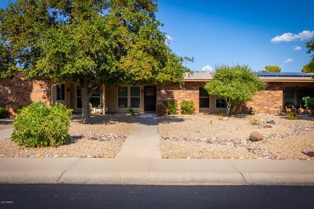 18227 N Stonebrook Drive, Sun City West, AZ 85375 (MLS #6126243) :: Conway Real Estate