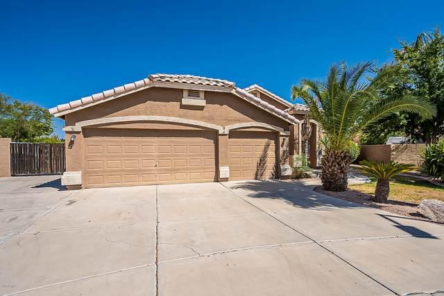 2368 E Marlene Drive, Gilbert, AZ 85296 (MLS #6126295) :: Keller Williams Realty Phoenix