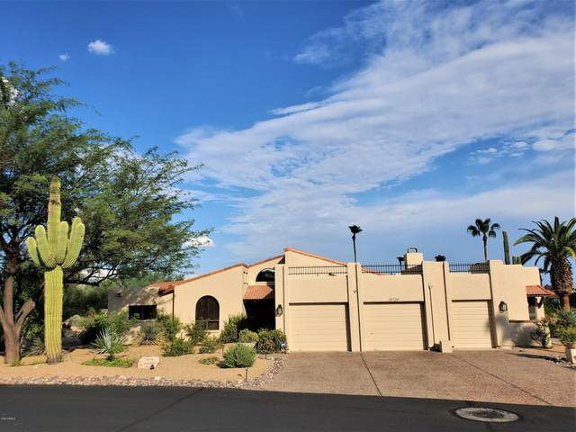 18709 E Mazatzal Circle, Rio Verde, AZ 85263 (MLS #6126327) :: The Ellens Team