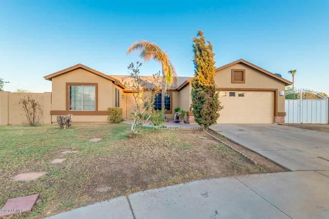 6733 W Crittenden Lane, Phoenix, AZ 85033 (MLS #6126328) :: Lucido Agency