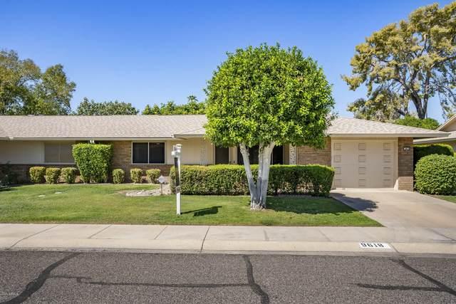 9618 N 110TH Avenue, Sun City, AZ 85351 (#6126412) :: The Josh Berkley Team