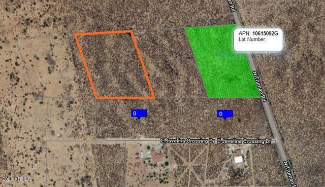 TBD Truman (Middle-West 4 Acres), Huachuca City, AZ 85616 (MLS #6126427) :: Klaus Team Real Estate Solutions