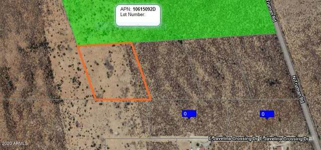 TBD Tbd Truman (West 4 Acres), Huachuca City, AZ 85616 (MLS #6126436) :: Klaus Team Real Estate Solutions