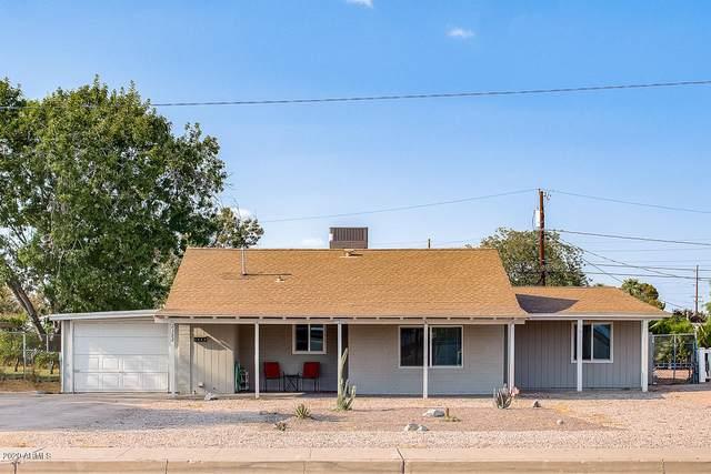 2322 W Missouri Avenue, Phoenix, AZ 85015 (MLS #6126484) :: Brett Tanner Home Selling Team