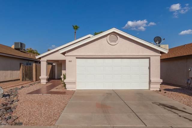 20827 N 1ST Drive, Phoenix, AZ 85027 (MLS #6126490) :: The Laughton Team