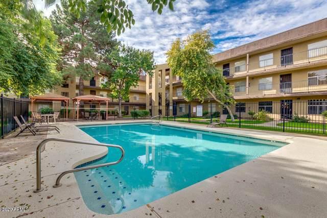 461 W Holmes Avenue #382, Mesa, AZ 85210 (MLS #6126502) :: Brett Tanner Home Selling Team