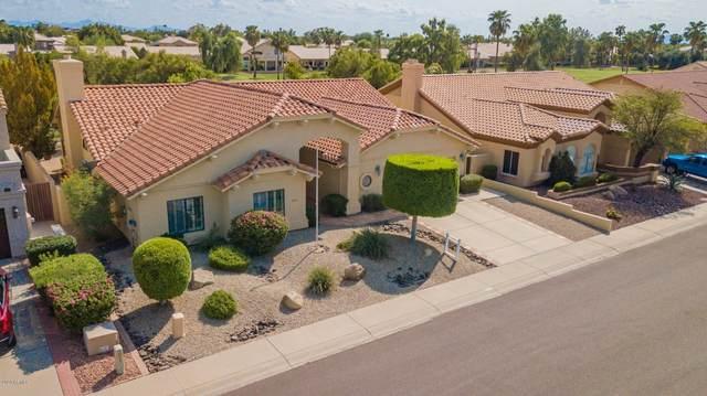 5805 W Del Lago Circle, Glendale, AZ 85308 (MLS #6126540) :: Conway Real Estate