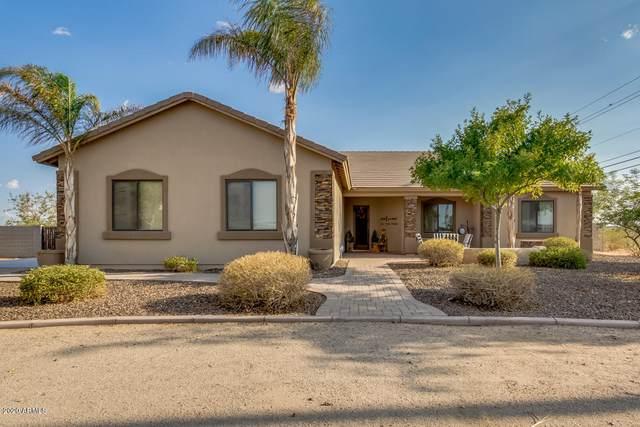 1039 W Moon Dust Trail, San Tan Valley, AZ 85143 (MLS #6126709) :: Kepple Real Estate Group