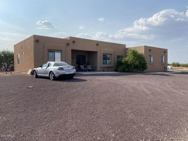 27720 N 237th Drive, Wittmann, AZ 85361 (MLS #6126711) :: My Home Group