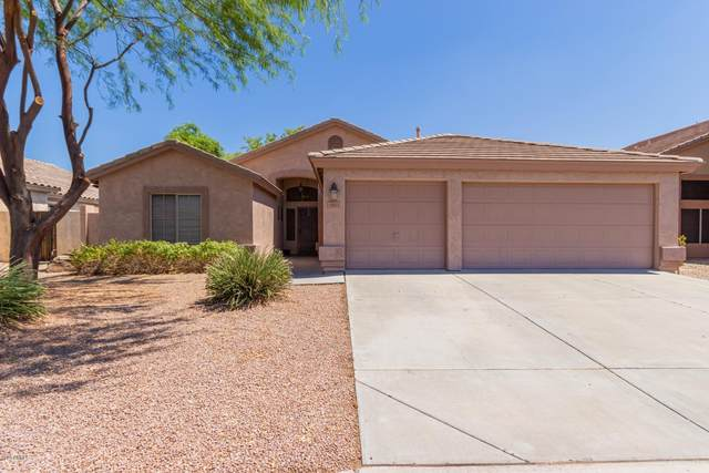2853 S Chatsworth, Mesa, AZ 85212 (MLS #6126780) :: The Luna Team