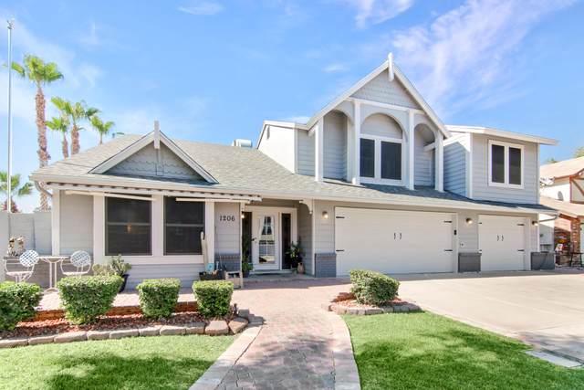 1206 W Barrow Drive, Chandler, AZ 85224 (MLS #6126813) :: The Daniel Montez Real Estate Group