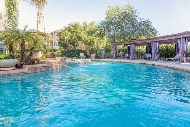 5345 E Van Buren Street #122, Phoenix, AZ 85008 (MLS #6126907) :: The Luna Team