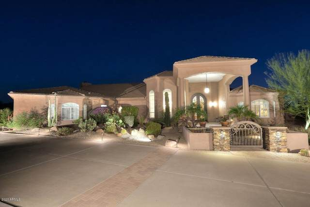 9015 E Hackamore Drive, Scottsdale, AZ 85255 (MLS #6126914) :: Devor Real Estate Associates