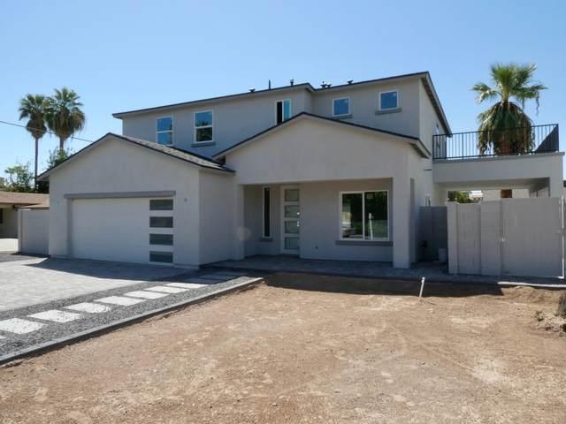 1007 E Sierra Vista Drive, Phoenix, AZ 85014 (MLS #6126929) :: Conway Real Estate