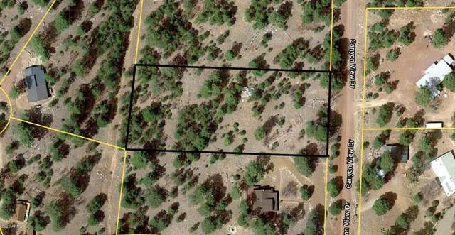 2788 Canyon View Drive, Happy Jack, AZ 86024 (MLS #6126974) :: Klaus Team Real Estate Solutions
