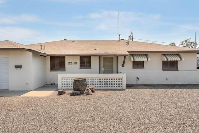 2539 W Columbine Drive, Phoenix, AZ 85029 (MLS #6126980) :: Brett Tanner Home Selling Team