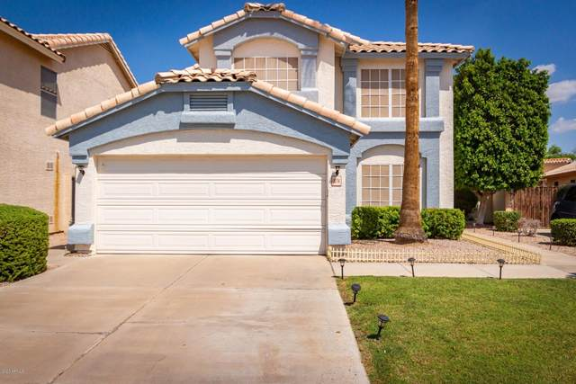 1074 W Macaw Drive, Chandler, AZ 85286 (MLS #6127003) :: Klaus Team Real Estate Solutions