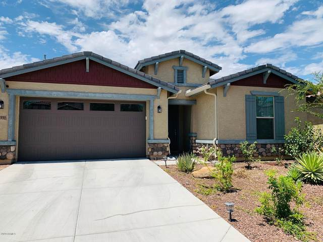 21930 N 97TH Drive, Peoria, AZ 85383 (MLS #6127007) :: Howe Realty