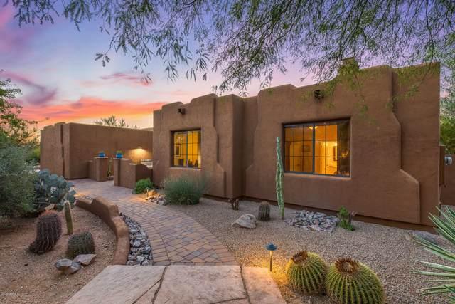 7668 E Milton Drive, Scottsdale, AZ 85266 (MLS #6127128) :: Klaus Team Real Estate Solutions