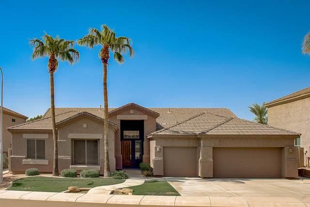 1623 W Amberwood Drive, Phoenix, AZ 85045 (MLS #6127130) :: Riddle Realty Group - Keller Williams Arizona Realty