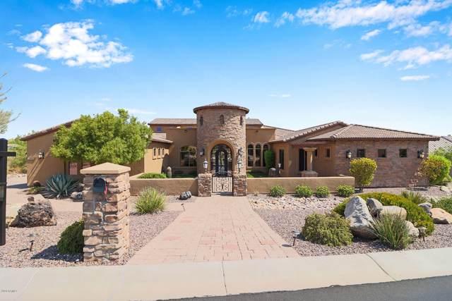 15524 E Palatial Drive, Fountain Hills, AZ 85268 (MLS #6127136) :: Brett Tanner Home Selling Team