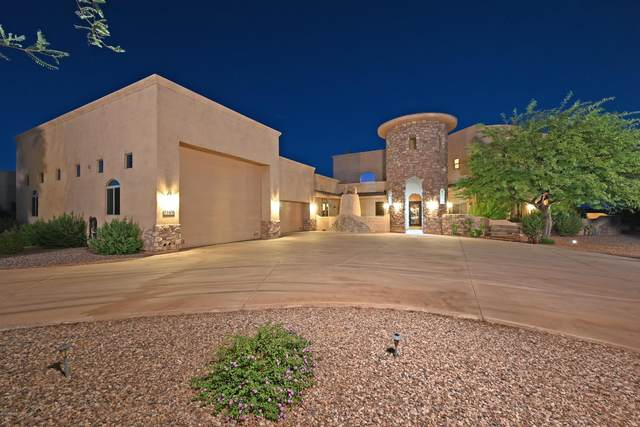 31409 N 141ST Place, Scottsdale, AZ 85262 (MLS #6127244) :: Devor Real Estate Associates