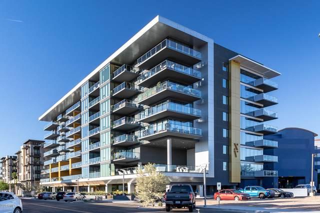 4422 N 75TH Street #4011, Scottsdale, AZ 85251 (MLS #6127306) :: Walters Realty Group