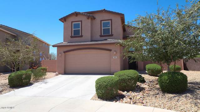 994 S 202ND Lane, Buckeye, AZ 85326 (MLS #6127329) :: RE/MAX Desert Showcase