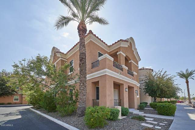 124 N California Street #26, Chandler, AZ 85225 (MLS #6127343) :: The Property Partners at eXp Realty