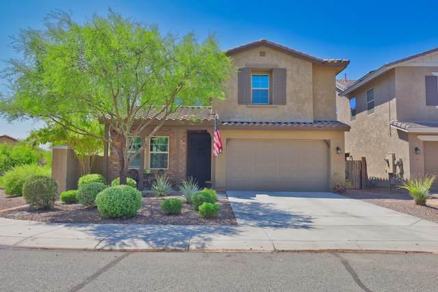 11921 W Yearling Court, Peoria, AZ 85383 (MLS #6127369) :: Dave Fernandez Team | HomeSmart