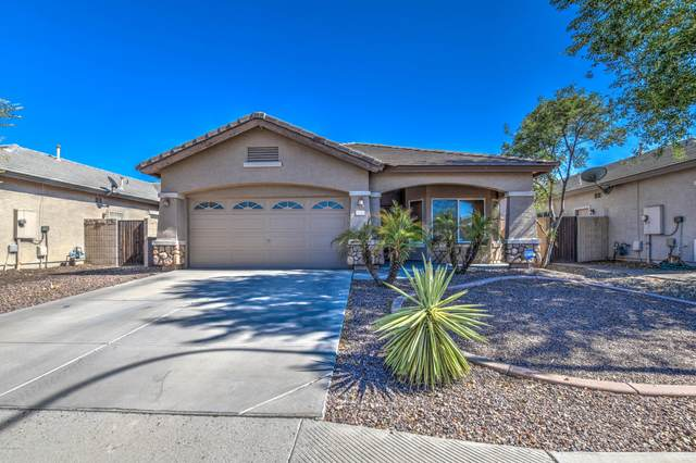 11721 W Madison Street, Avondale, AZ 85323 (MLS #6127373) :: Devor Real Estate Associates