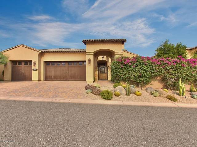 6645 N 39TH Way, Paradise Valley, AZ 85253 (MLS #6127409) :: The Property Partners at eXp Realty