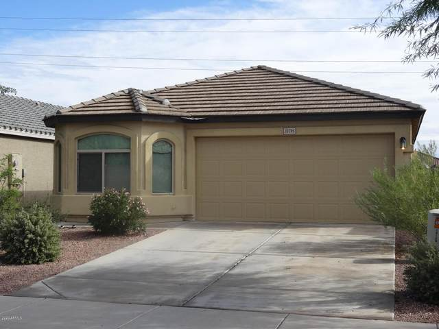 20795 N Herbert Avenue, Maricopa, AZ 85138 (MLS #6127557) :: The Daniel Montez Real Estate Group
