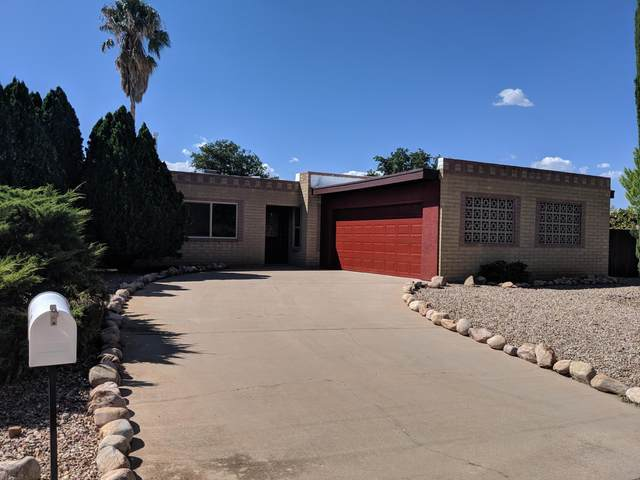 1230 El Sonoro Drive, Sierra Vista, AZ 85635 (MLS #6127644) :: The Bill and Cindy Flowers Team