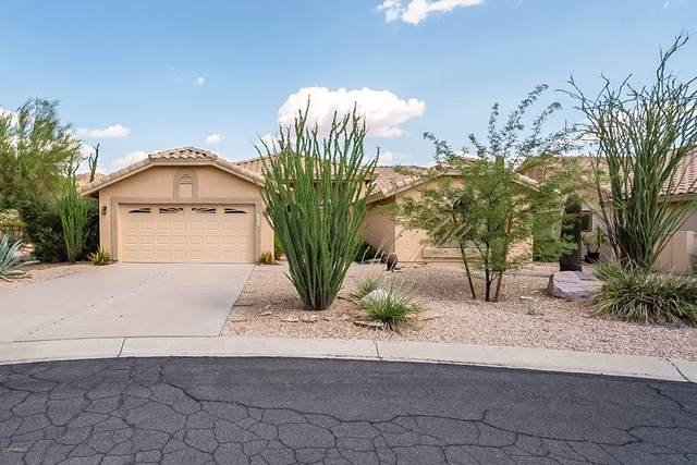 5329 S Lavender Circle, Gold Canyon, AZ 85118 (MLS #6127713) :: Midland Real Estate Alliance