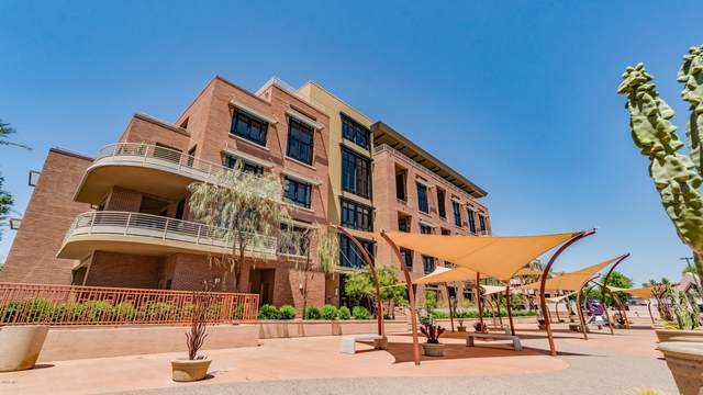 7301 E 3RD Avenue #317, Scottsdale, AZ 85251 (MLS #6127715) :: Devor Real Estate Associates