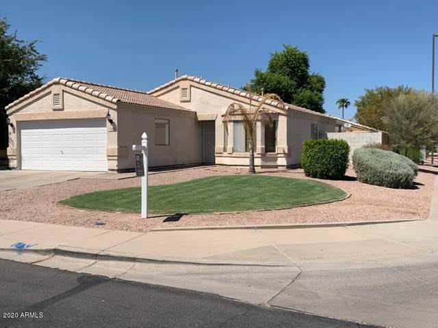 1742 E Palo Blanco Way, Gilbert, AZ 85296 (MLS #6127725) :: Long Realty West Valley