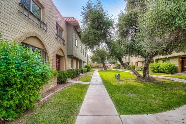 4353 N Miller Road, Scottsdale, AZ 85251 (MLS #6127776) :: The Daniel Montez Real Estate Group
