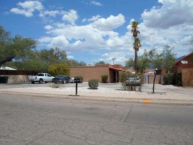3727 E Presidio Road, Tucson, AZ 85716 (MLS #6127779) :: Executive Realty Advisors
