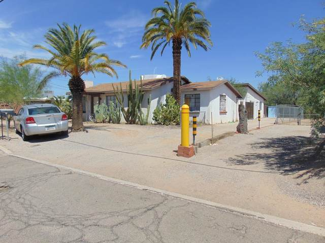 443 E Delano Street, Tucson, AZ 85705 (MLS #6127786) :: The J Group Real Estate | eXp Realty