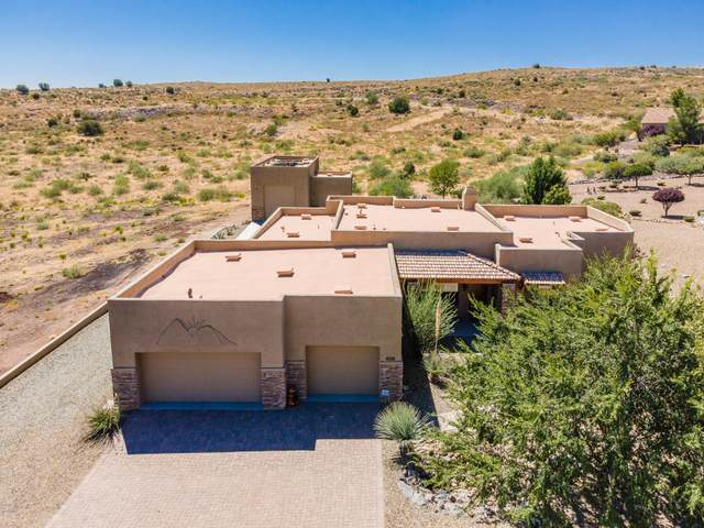 15825 E Broken Bit Road, Mayer, AZ 86333 (MLS #6127828) :: Klaus Team Real Estate Solutions