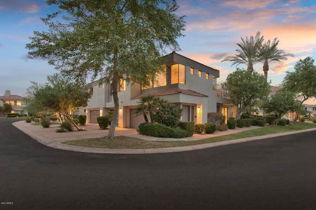 7222 E Gainey Ranch Road #208, Scottsdale, AZ 85258 (MLS #6127877) :: Brett Tanner Home Selling Team