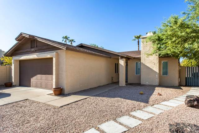 937 N 85TH Street, Scottsdale, AZ 85257 (MLS #6127902) :: The Ellens Team