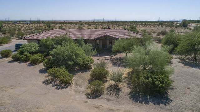 3737 S Mcclure Road, Maricopa, AZ 85138 (MLS #6127925) :: Brett Tanner Home Selling Team