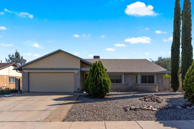 3396 Willow Drive, Sierra Vista, AZ 85635 (MLS #6127939) :: The J Group Real Estate | eXp Realty