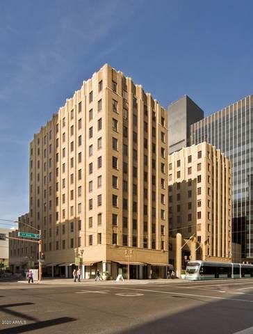 114 W Adams Street #1009, Phoenix, AZ 85003 (MLS #6127950) :: Walters Realty Group