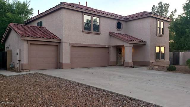 2061 E Flintlock Way, Chandler, AZ 85286 (MLS #6127974) :: Homehelper Consultants