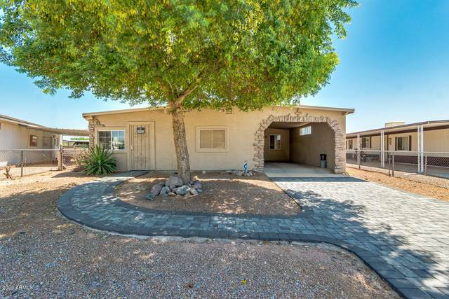 817 S Evangeline Avenue, Mesa, AZ 85208 (MLS #6128018) :: The Riddle Group